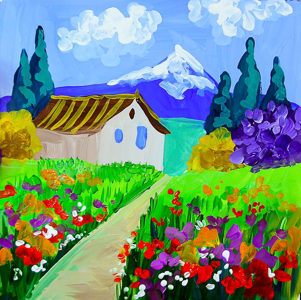 Картинки для домашнего рисование