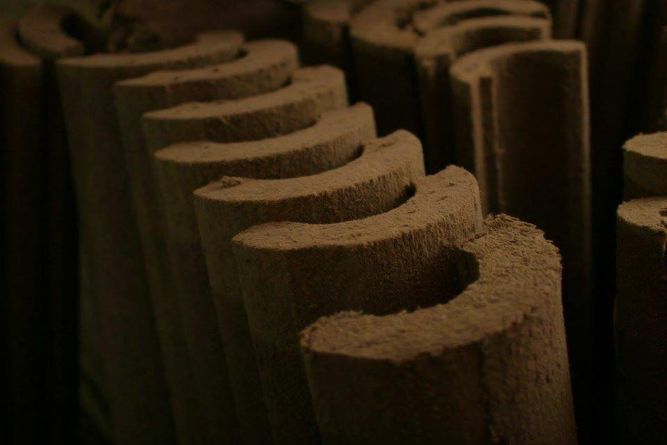 цилиндры из базальового волокна