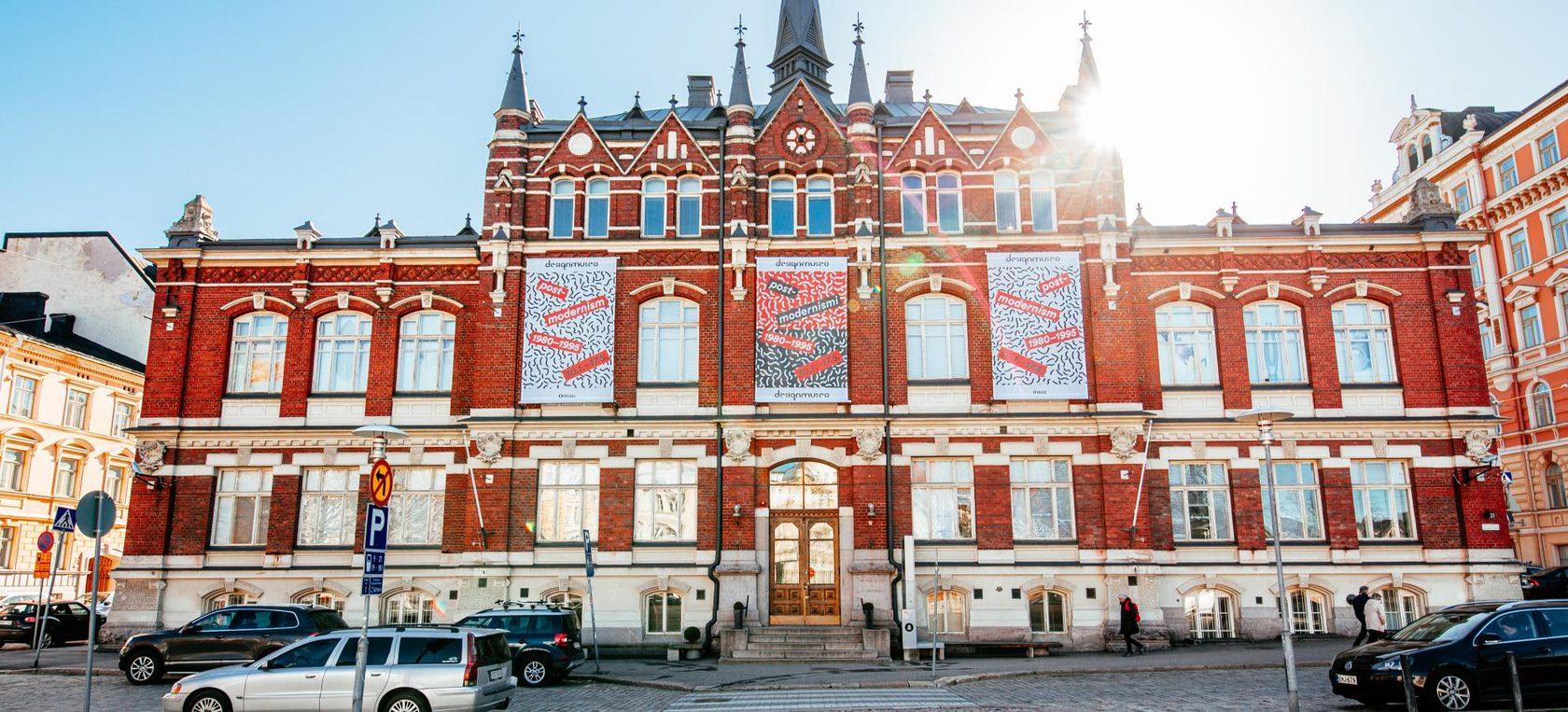 Музей дизайна в Хельсинки, режим работы, цены, описание музея