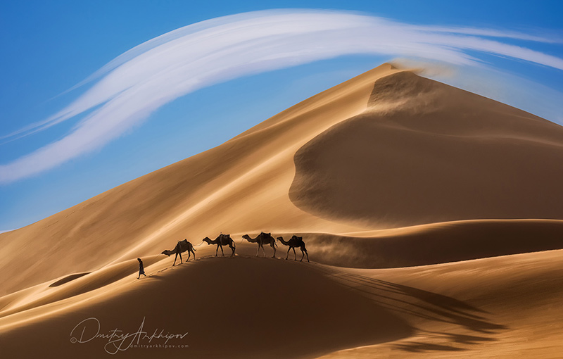 Morocco, photography expedition from the Atlantic to the Sahara