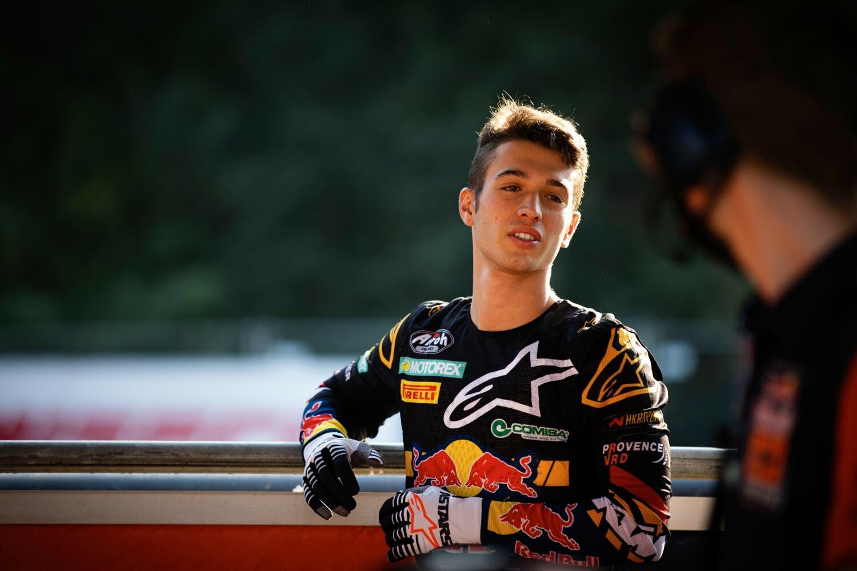 Том Виалл пропустит Гран-при Нидерландов