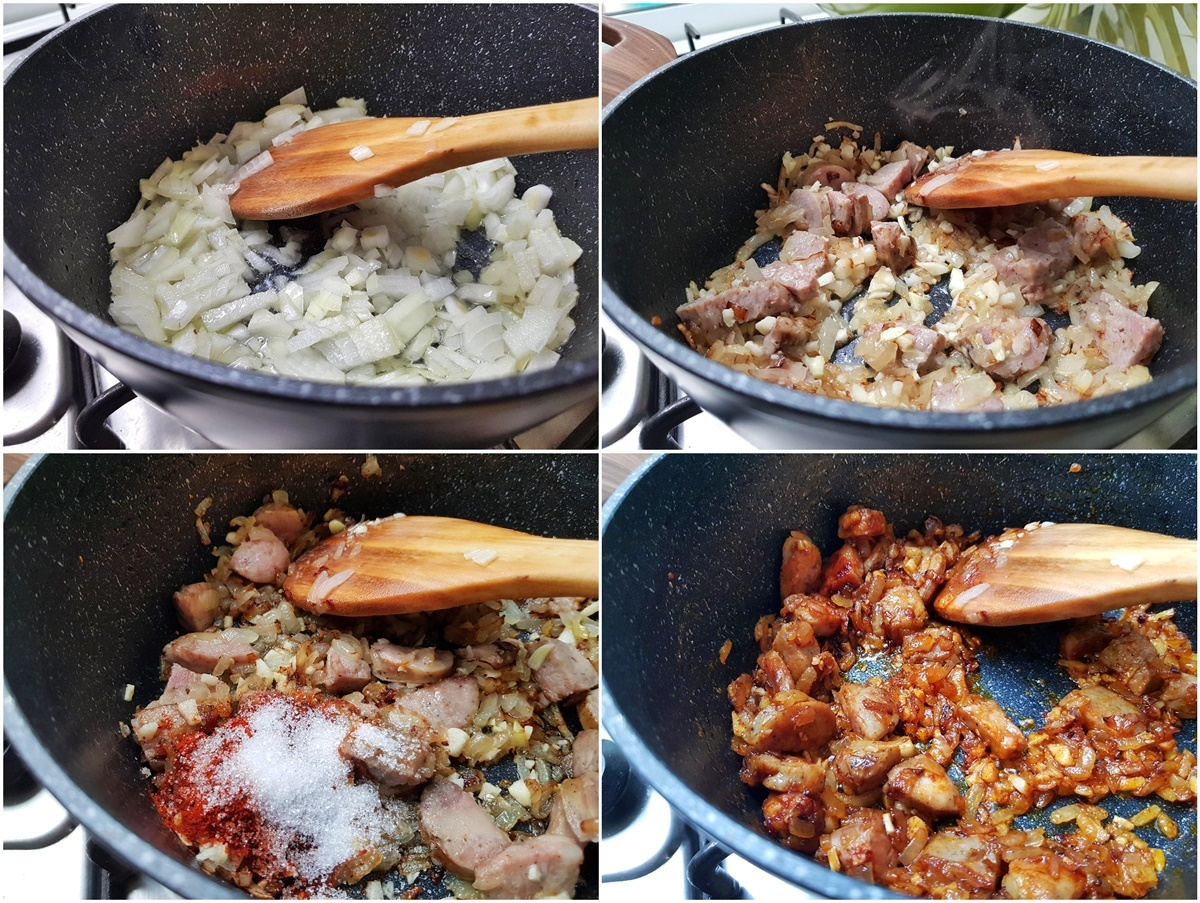 Рецепт Чили конкарне