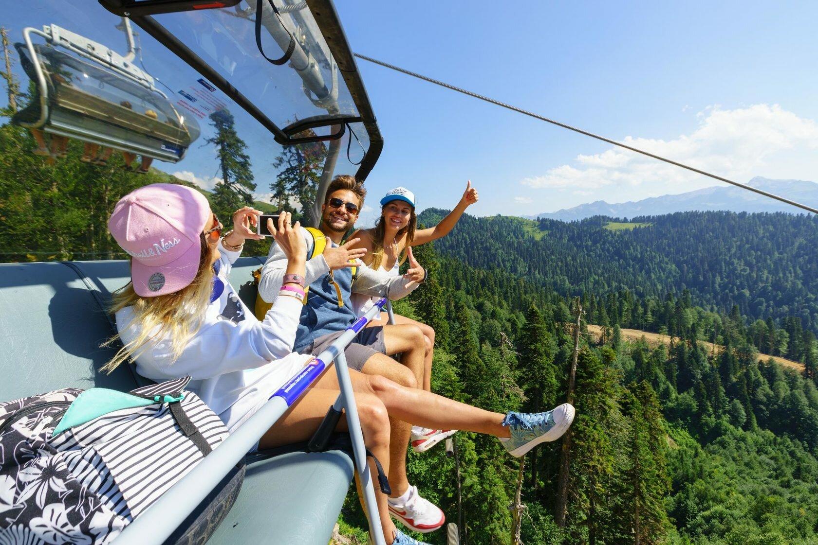 Только представьте, как круто вы проведете свой отпуск!