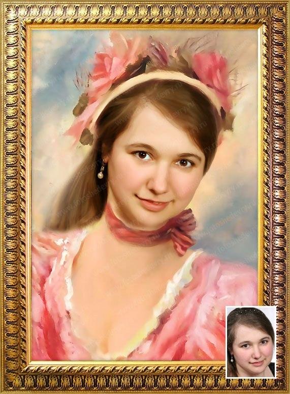 портрет фото в курске на заказ живота разных
