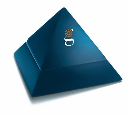 Unique Irisgem Box for diamonds