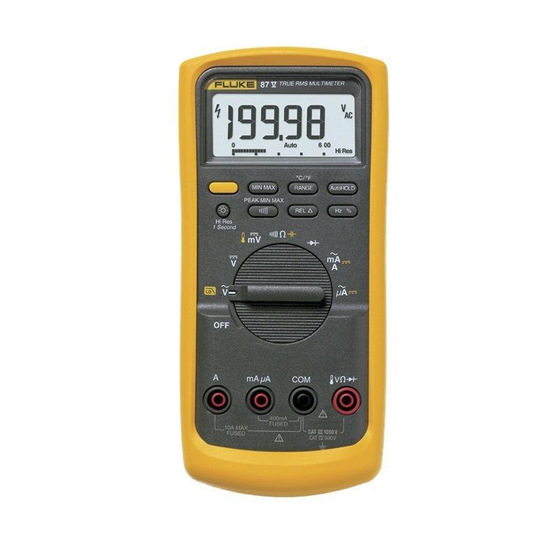Мультиметр Fluke 87V и Fluke 87V MAX