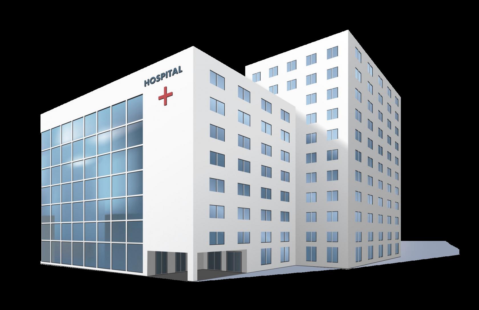 Картинки больница на прозрачном фоне