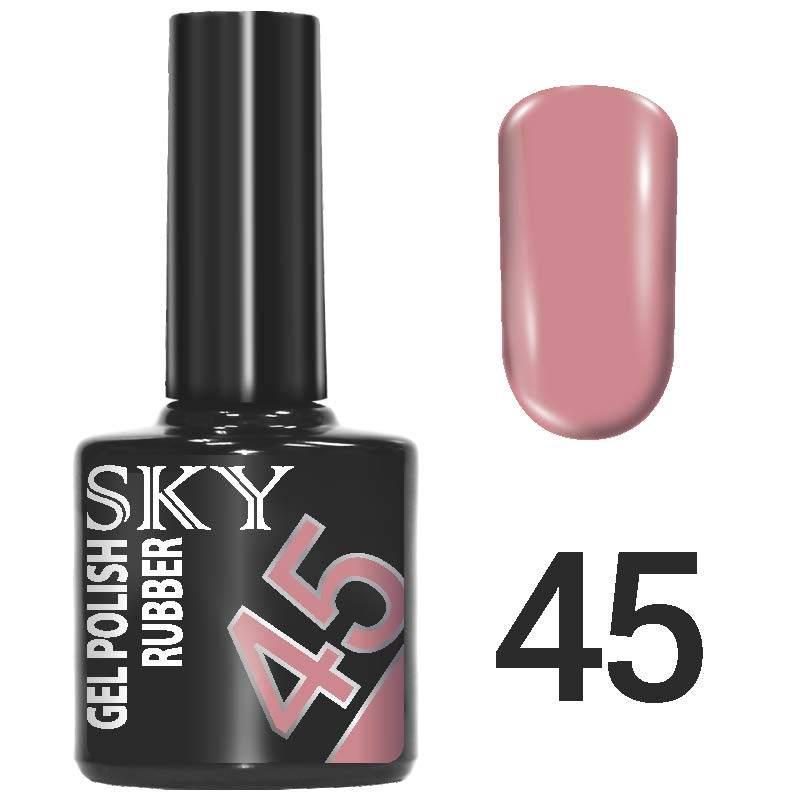 Sky gel №45