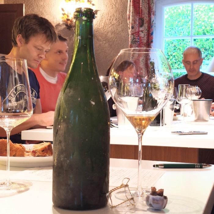 Champagne Legras & Haas 1959