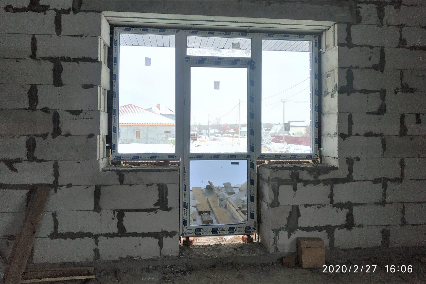 Остекления коттеджа Комфортное окно теплый стеклопакет