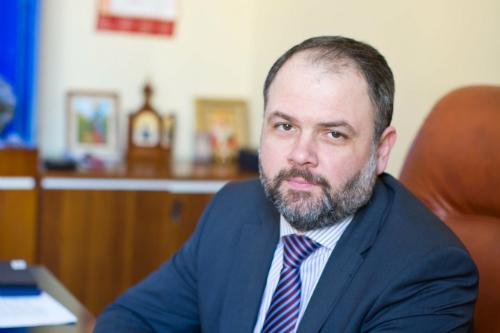 Председатель Комитета по информатизации и связи Денис Чамара