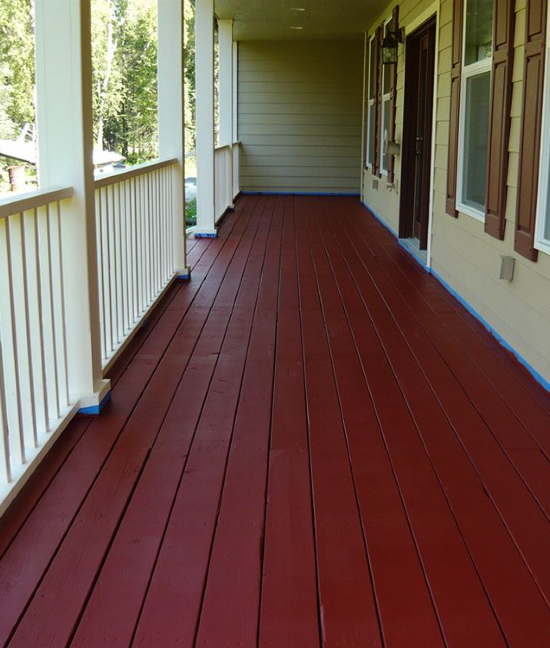 20 Wood Deck Paint Colors Ideas That Look Good in 20   theHouseMode