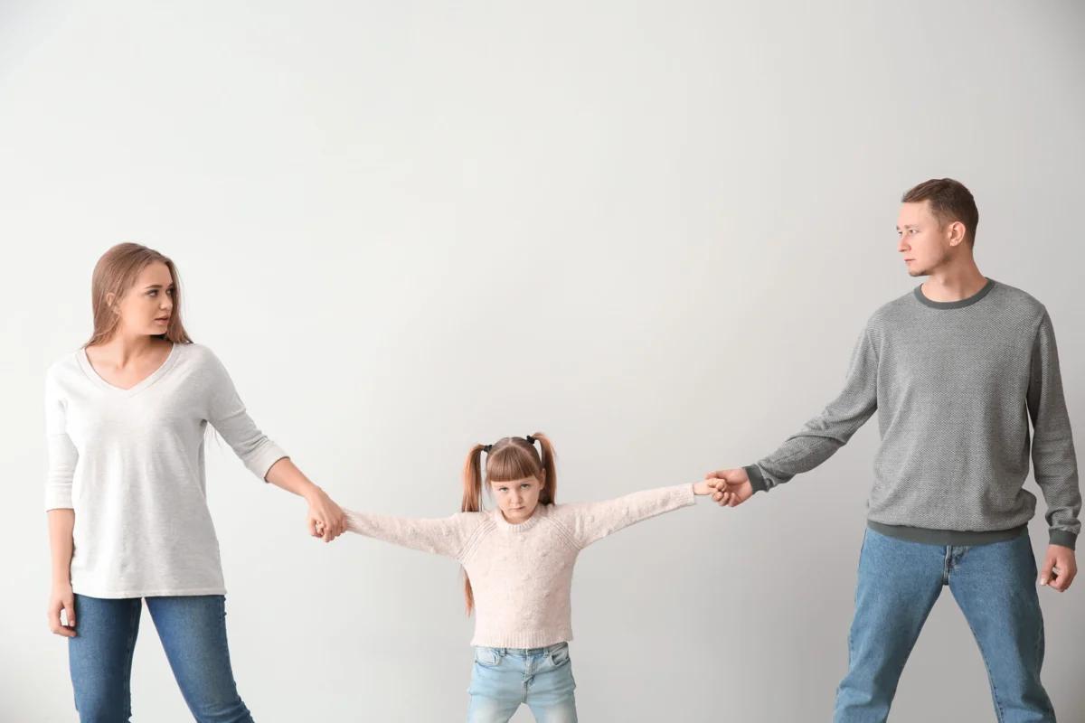 Порядок общения с детьми после развода