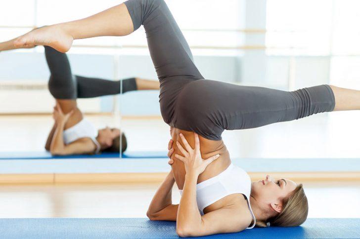 Интенсивные тренировки по йоге в Киеве