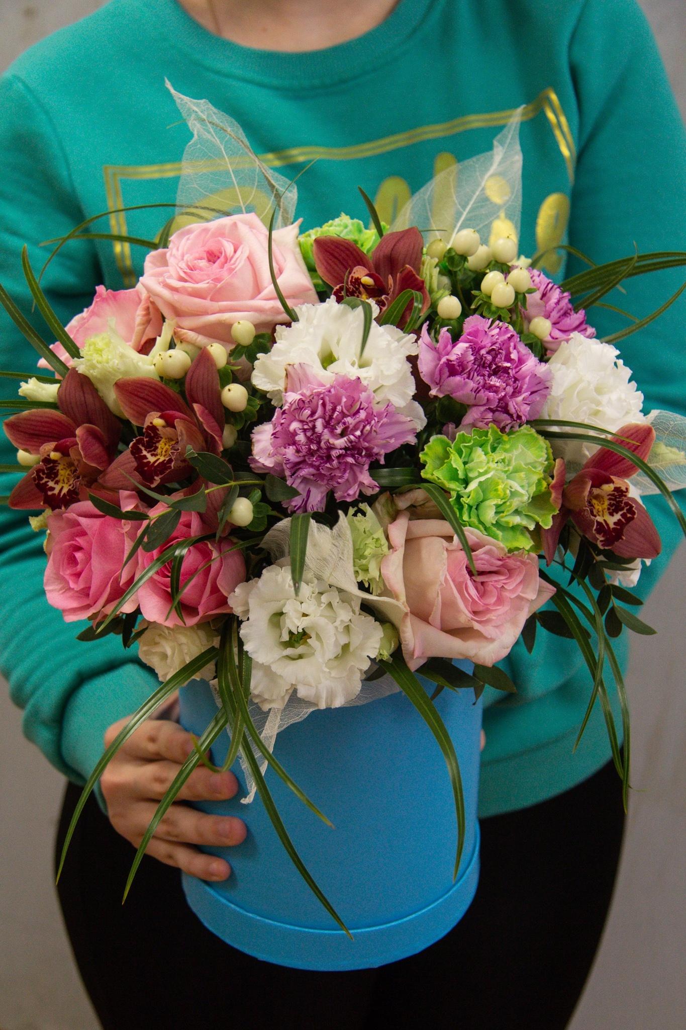 Цветы доставкой, доставка букетов в снг