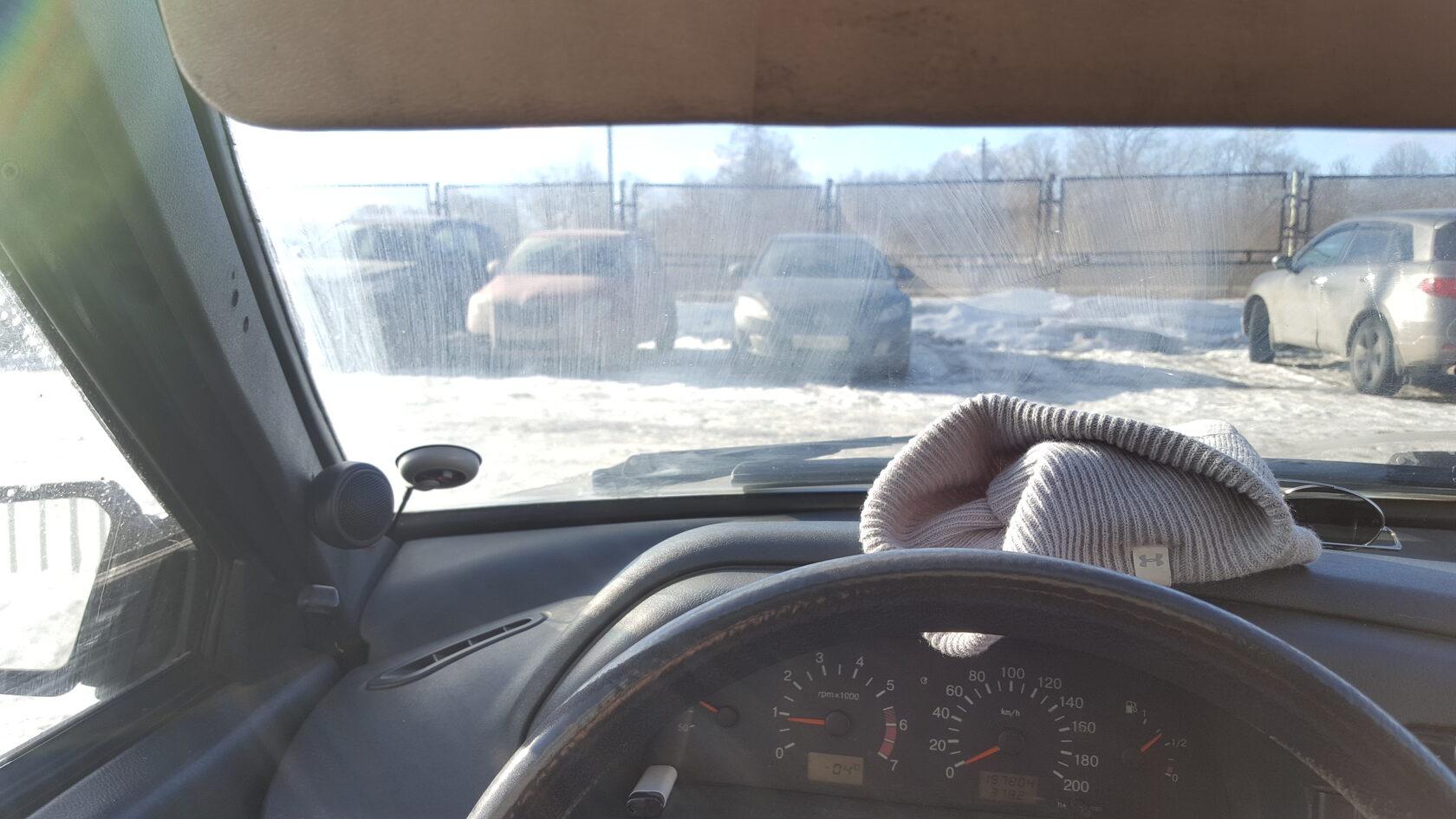 вч динамики на стойках в ВАЗ2115