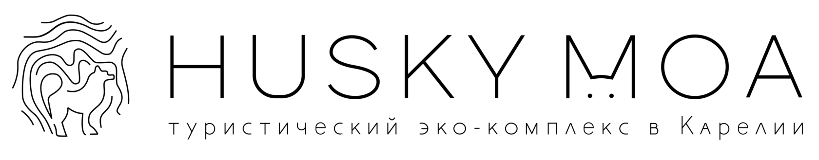 Logo Husky Moa