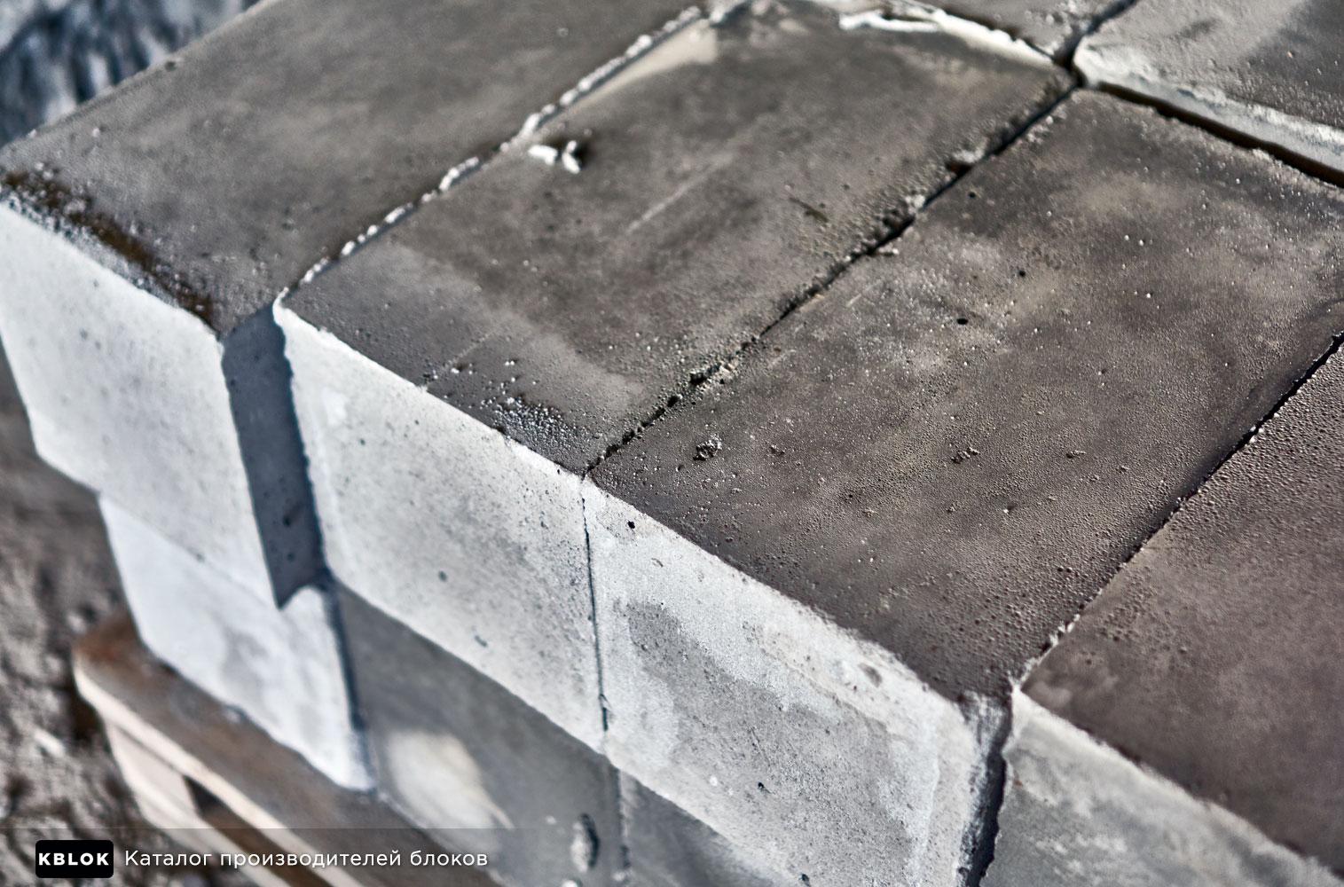 Геометрия пенобетонных блоков