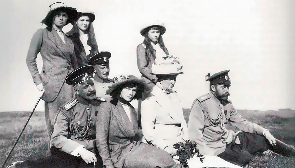 Семья Николая II предпочитала отдыхать  не за границей, а в Крыму