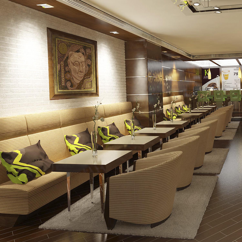 Дизайны кофейная и ресторанов фото