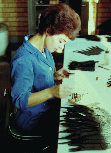 Контроль якості EPLRESS у 1970-х роках