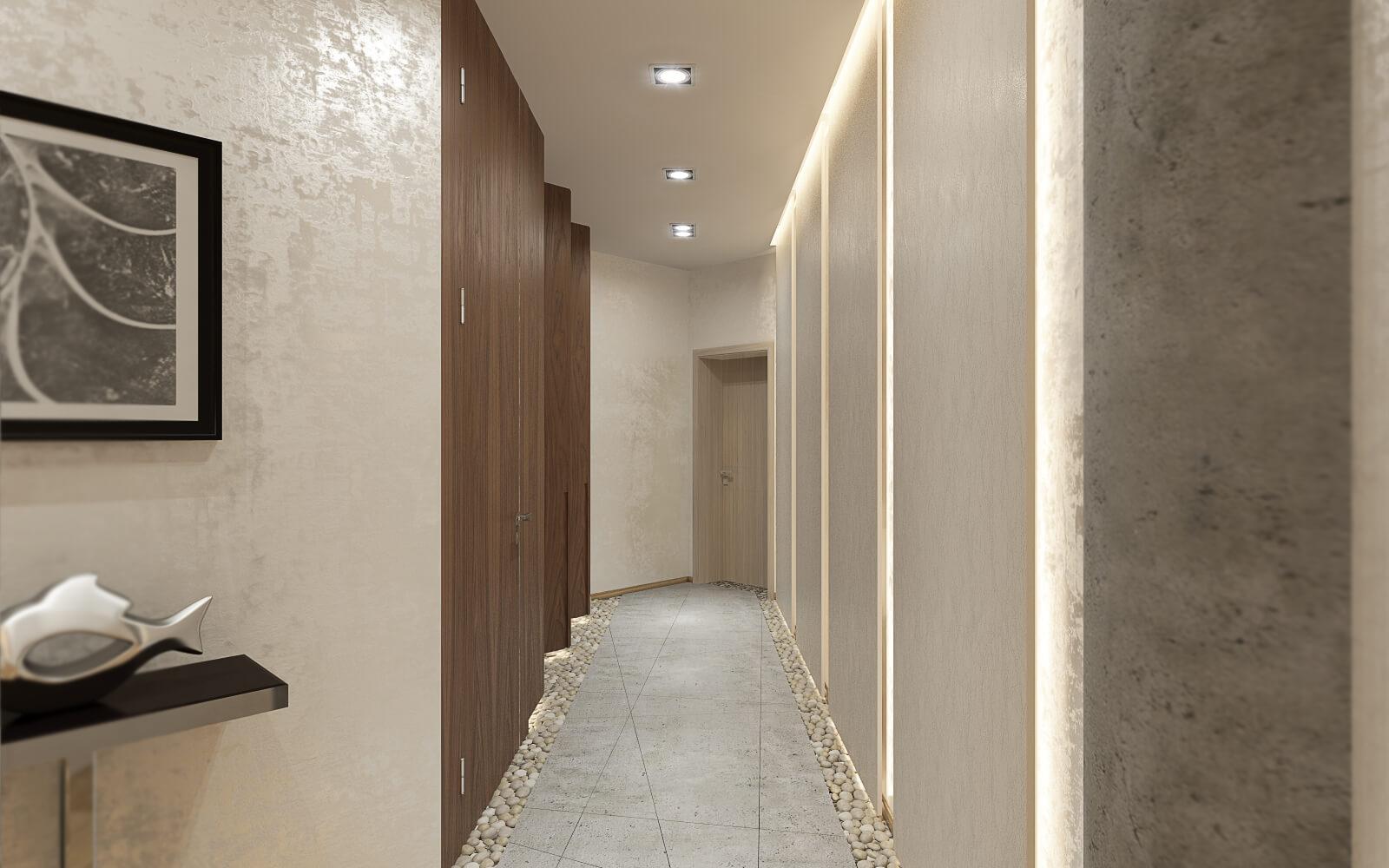Подвесные потолки в коридор фото героиня кён