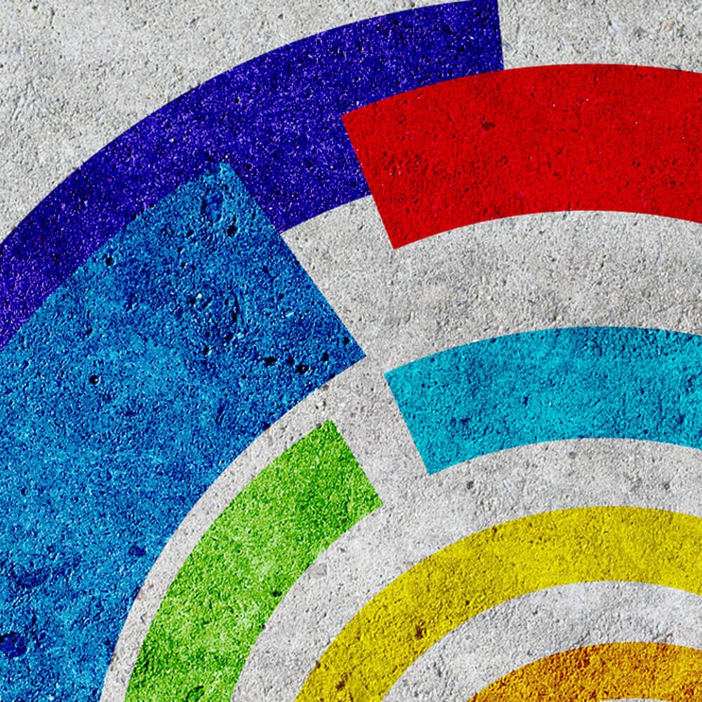 Создание логотипа и разработка фирменного стиля компании-производителя добавок для бетона Реопласт