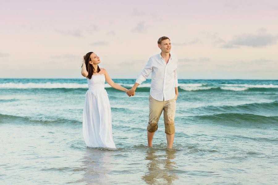 Honeymoon Diani Beach Session