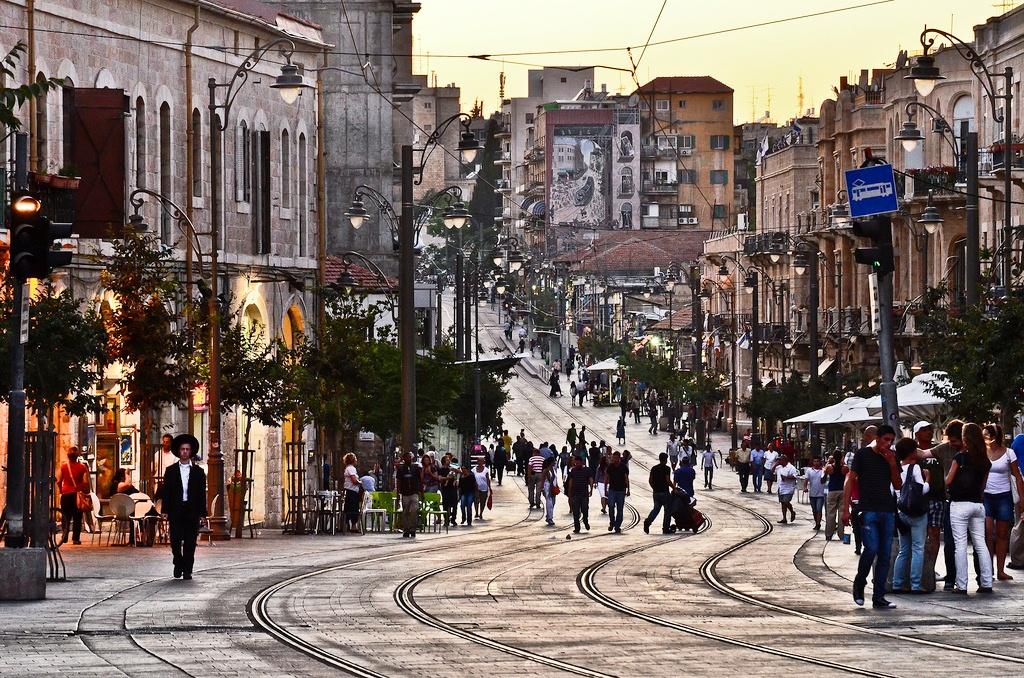 Картинки улиц израиля