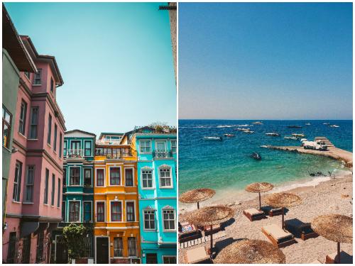 Стамбул и Албания в сентябре