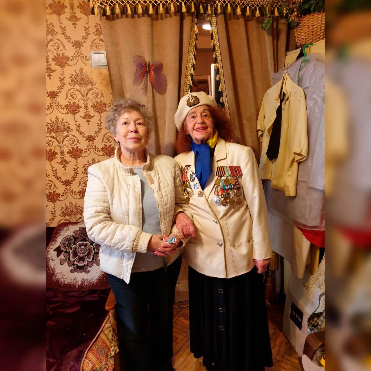 Партия Шария помогает ветеранам