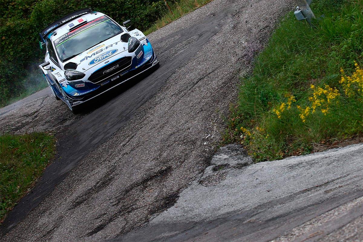 Адриен Фурмо и Рено Жамуль, Ford Fiesta WRC, RallyLegend 2020