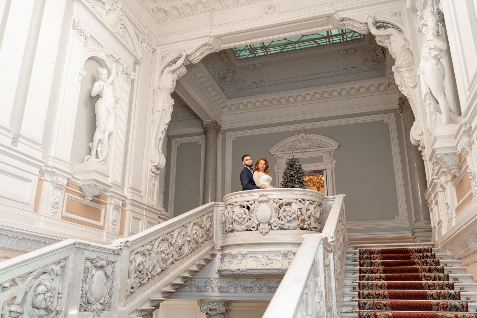 фотографы в петергофском дворце саду