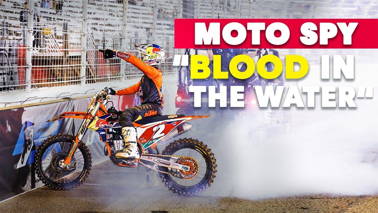 Сериал Moto Spy Supercross 2021: Эпизод 6