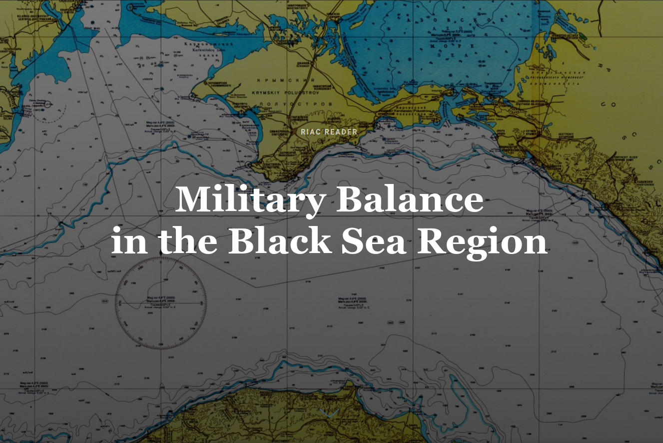 Military balance in the black sea region badgeeng publicscrutiny Choice Image