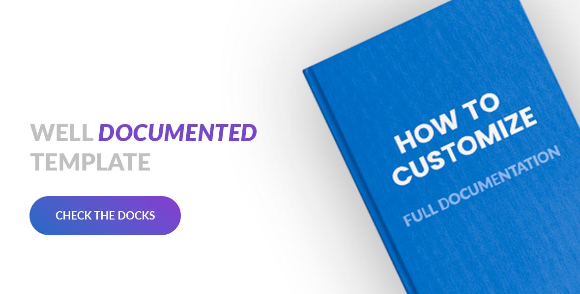 Documentation: SpirIT — Portfolio & Resume HTML Template for Developers, Programmers and Freelancers.