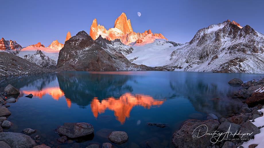 Фото-тур в Патагонию