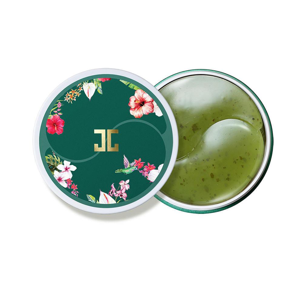 Патчи под глаза с зеленым чаем JayJun Green Tea Eye Gel Patch -