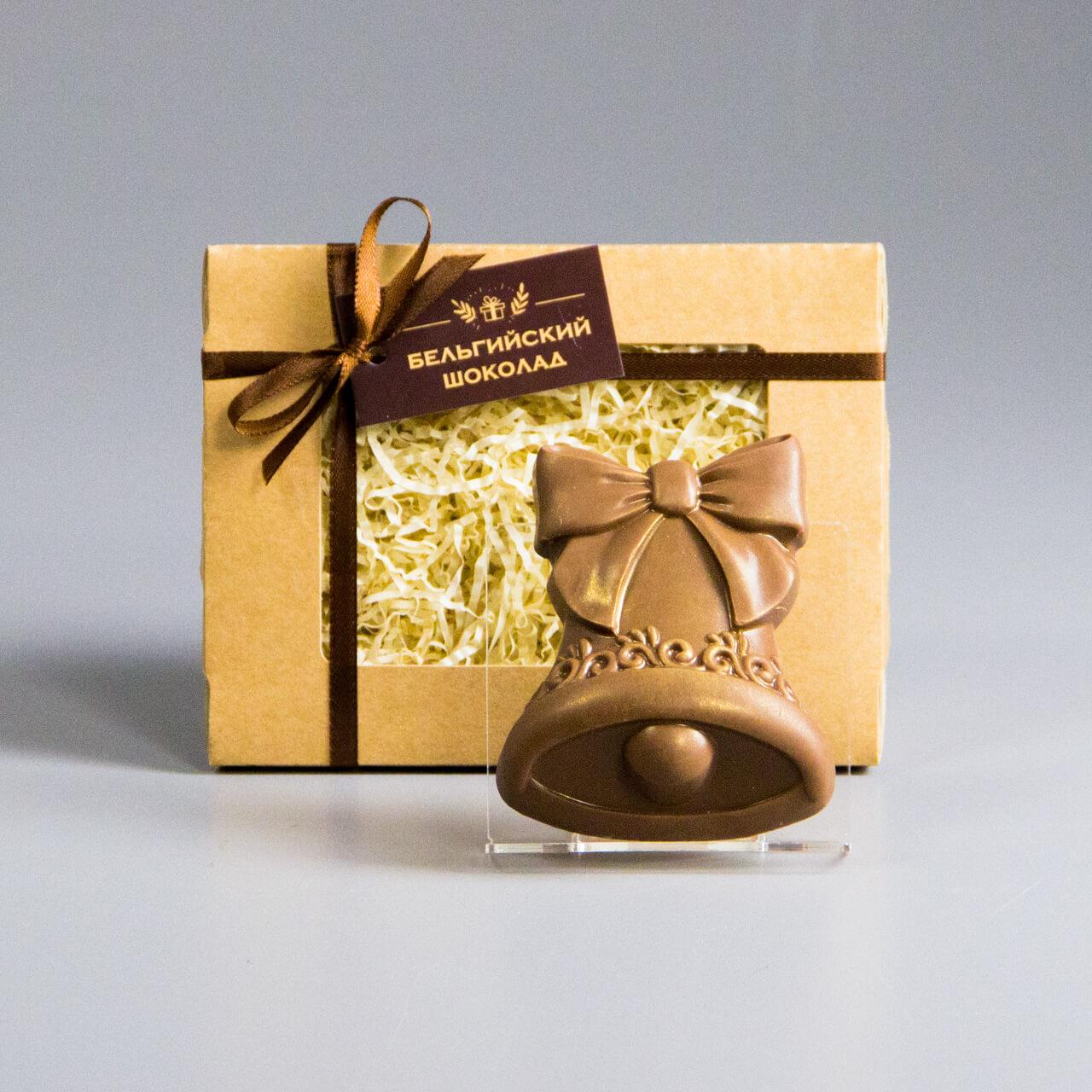 Шоколадная фигурка «Колокольчик 2»