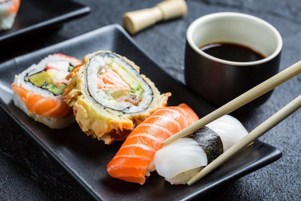 Sushi-love на Аксакова