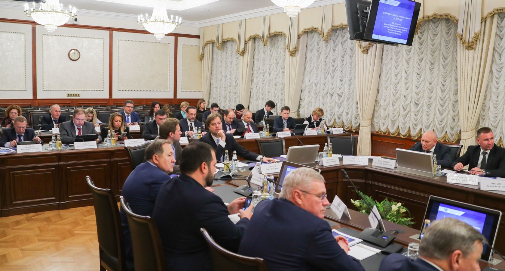 Государство продолжает работу по повышению эффективности работы системы «Платон» (фото: Минтранс РФ)