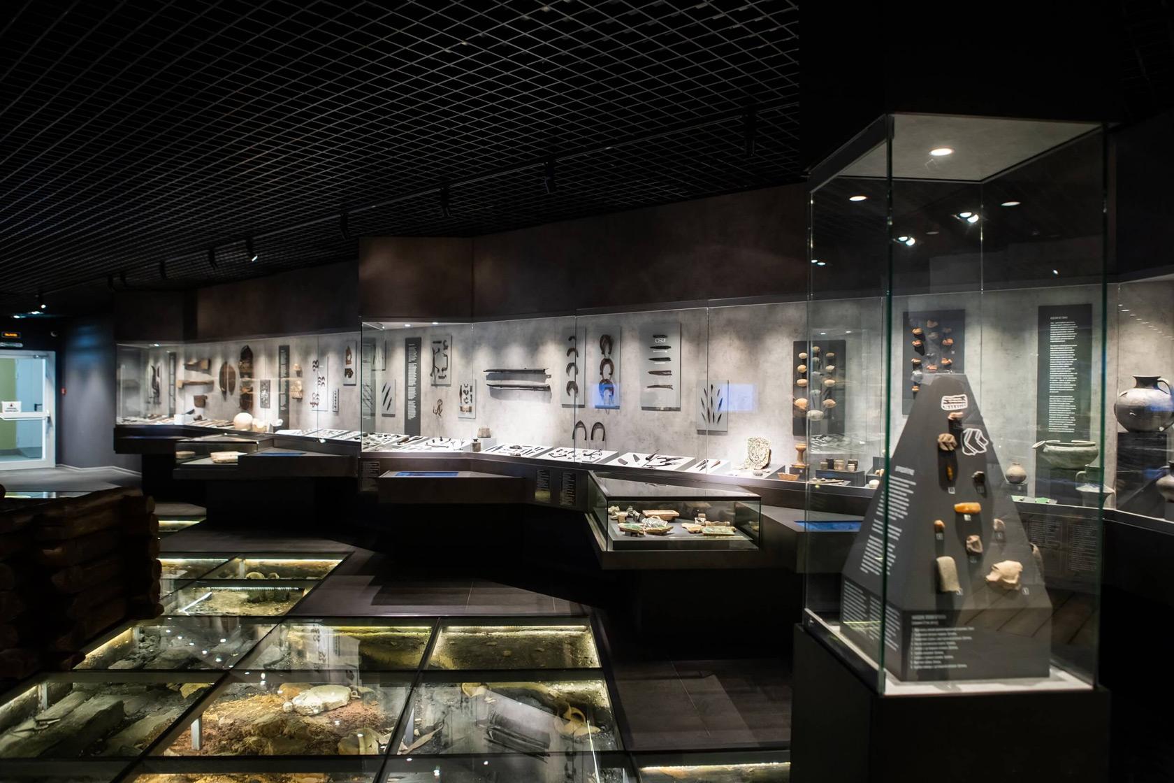 Музей археологии тульский кремль