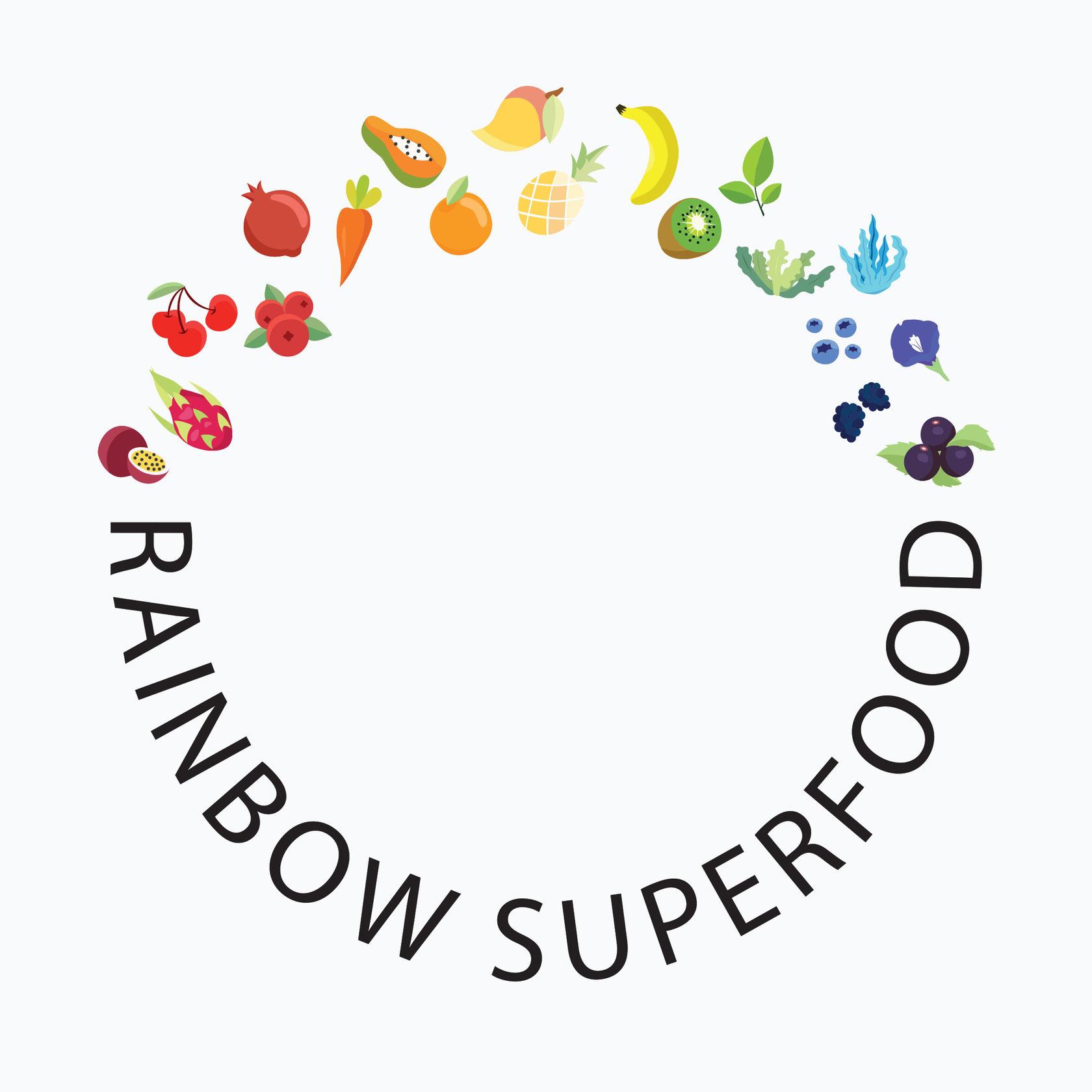 RAINBOW SUPERFOOD