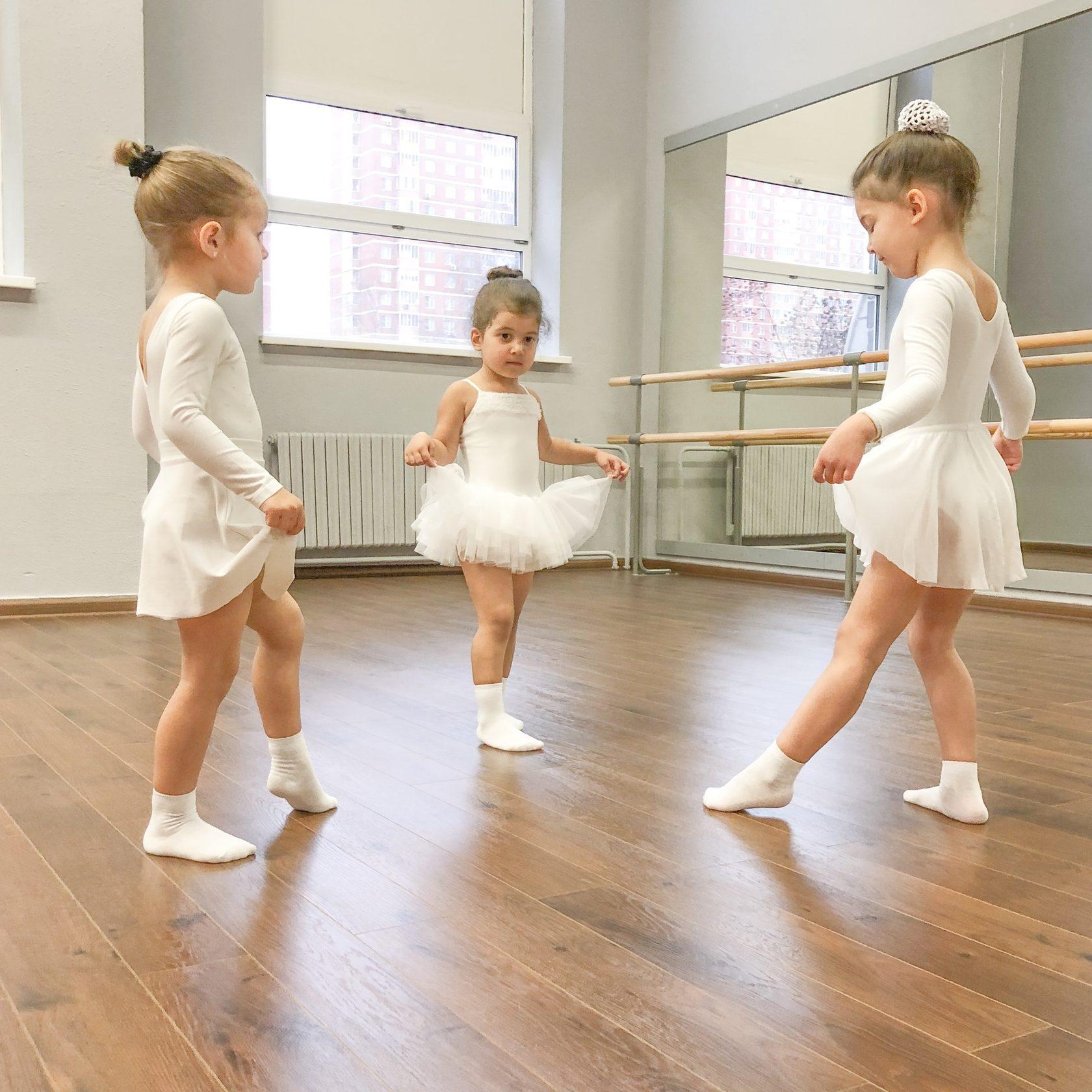 Картинка хореографии для детей