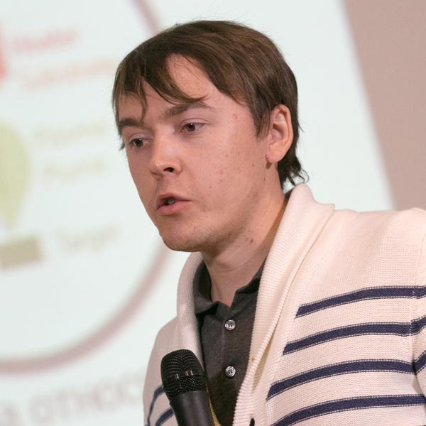 Победитель ВИК.Нано 2016: Михаил Омельянович, аспирант Санкт-Петербургского Университета ИТМО