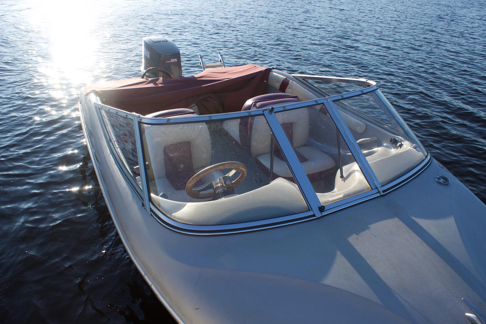 Аренда лодок кимры