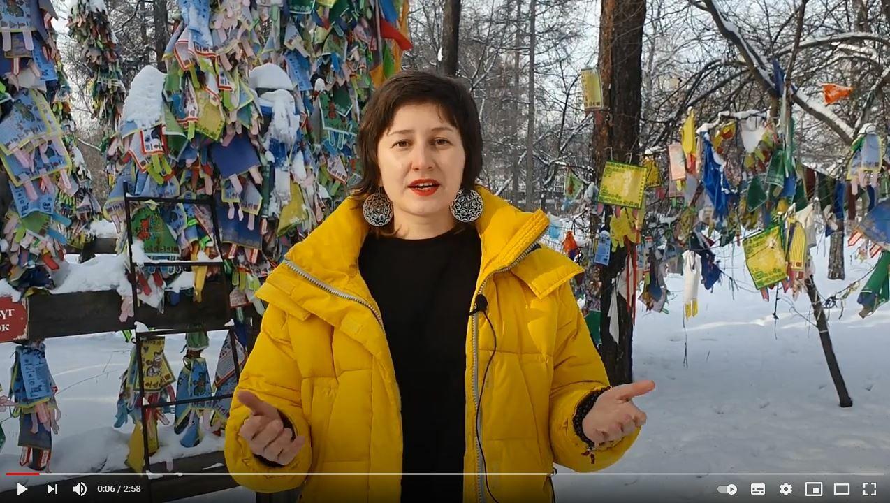 Татьяна Швыдченко, Иркутск, Байкал