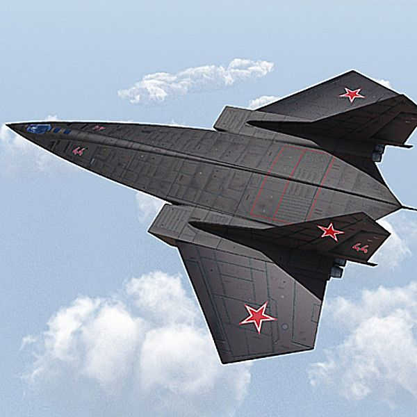 Проект стратегического бомбардировщика ДСБ-ЛК