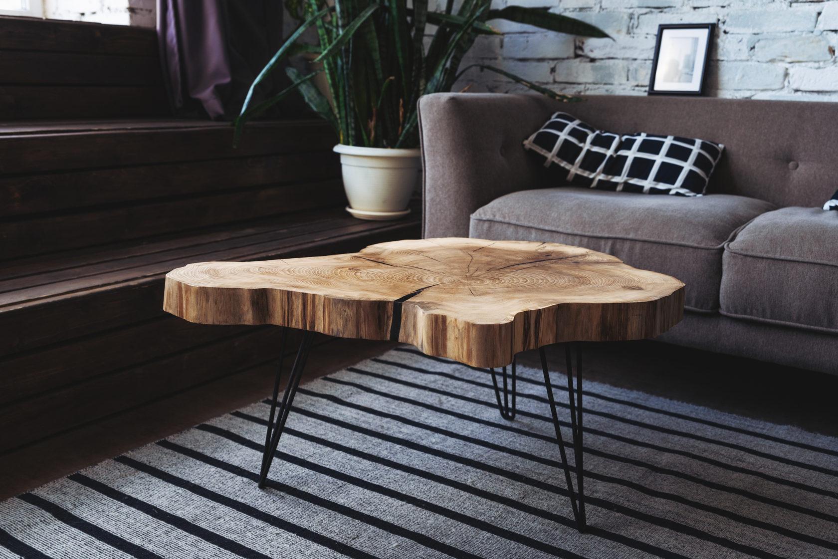 Универсальные столы из слэба