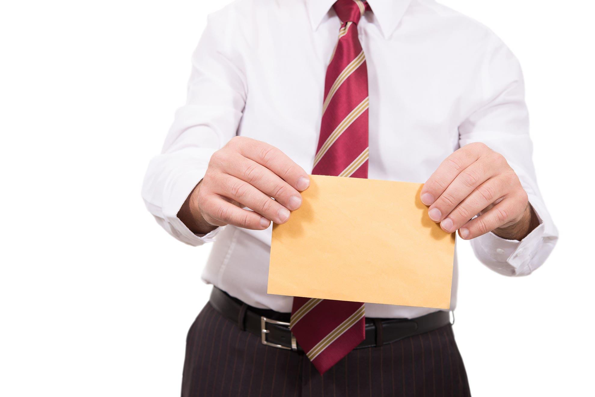 Відмова отримати поштову кореспонденцію – це порушення прав інших осіб: постанова ВС